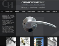 Cartwright Hardware Screenshot