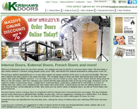 Kershaws Doors Screenshot