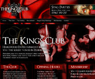 Kings Club Screenshot
