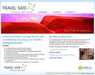 One Medicare Travelsafe Screenshot