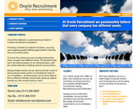 Oracle Recruitment Screenshot