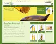 Rapeseed Oil Online Screenshot