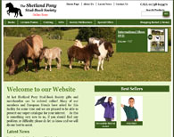 Shetland Pony Trading Screenshot